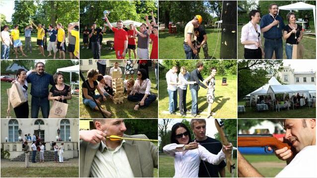 zdjęcia z imprez firmowych